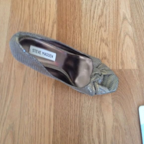 Steeve madden high heels Steeve madden high heels 7.5 worn Steve Madden Shoes Heels