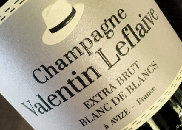 Valentin Leflaive Extra Brut Blanc de Blancs