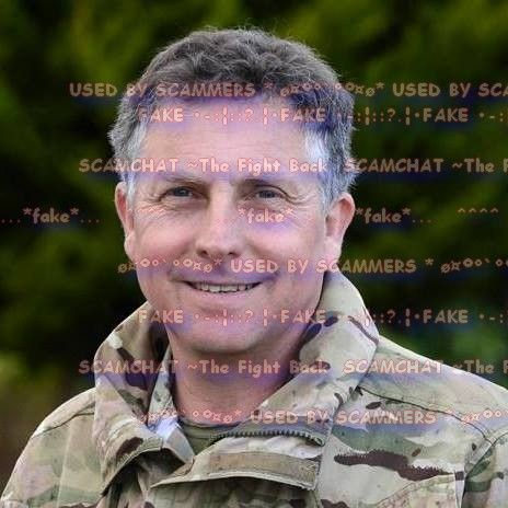 JOHN JACKSON. #FAKE. USING THE STOLEN PICTURES OF General Sir Nicholas Carter, UK #ARMY CHIEF OF STAFF. @BritishArmy http://scamhatersutd.blogspot.co.uk/2017/05/john-jackson-using-general-sir-nicholas.html …