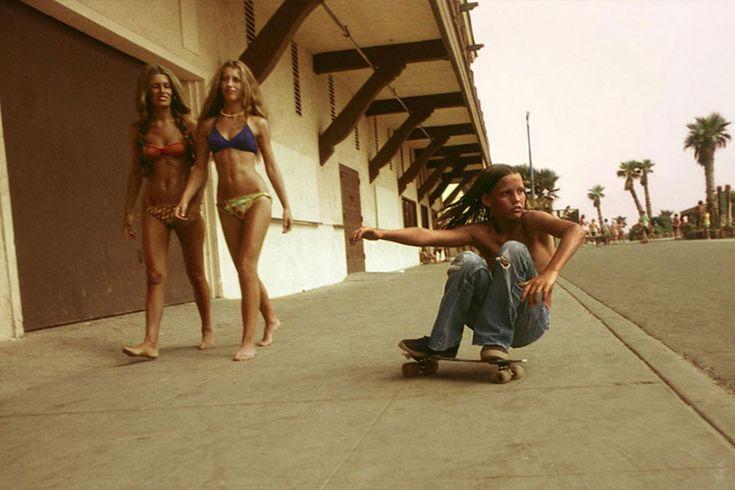 La culture skateboard des années 70 en Californie - http://www.2tout2rien.fr/la-culture-skateboard-des-annees-70-en-californie/