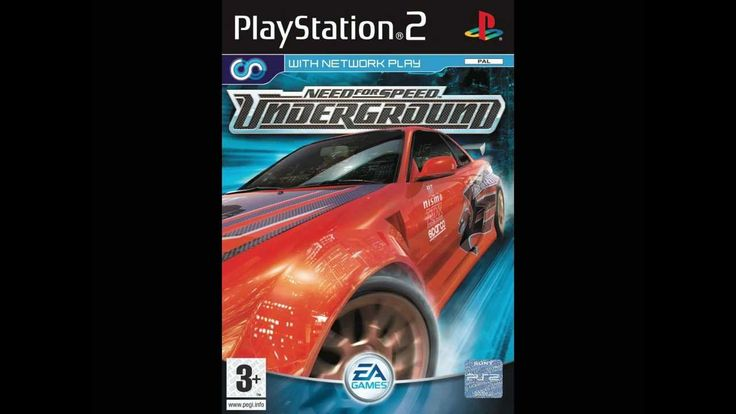 Need For Speed Underground 1 Full Soundtrack