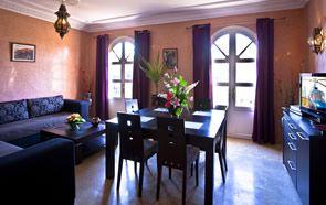 Une grande satisfaction, détente et convivialité à Marrakech.