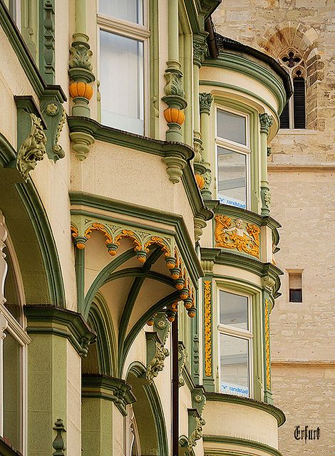 Beautiful Architecture - Thüringen, Germany