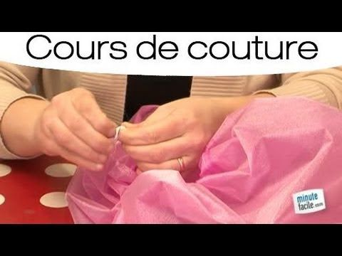 ▶ Realiser une jupe de princesse - YouTube