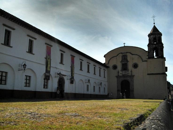 Ex convento - Pátzcuaro, Michoacán.