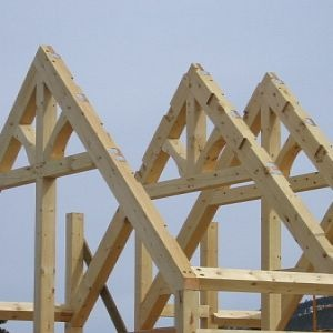 Undeniably beautiful, timberframe construction normally maintains visibility of the structure.