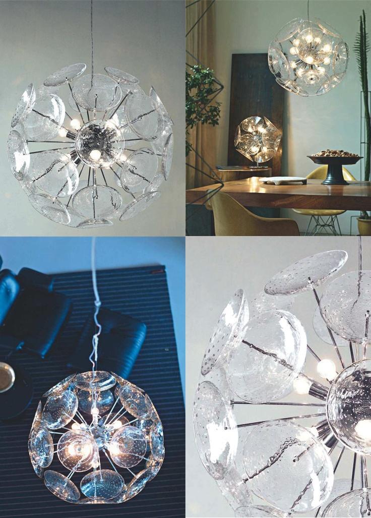 17 best images about lighting dandelion on pinterest for Ikea orb light