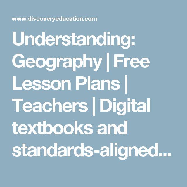 Best 25 geography lesson plans ideas on pinterest for Understanding blueprints