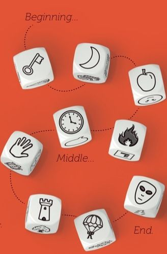 Blog - Rory's Story Cubes                                                                                                                                                                                 More