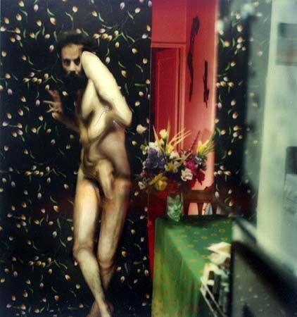 Lucas Samaras, Phototransformation    manipulated polaroid