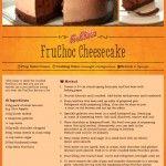 FruChocs Cheesecake
