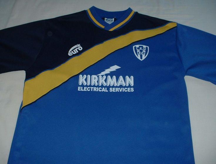 Long Eaton United football shirt 2005 - 2006