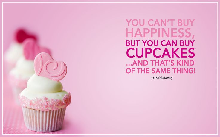 Cupcakes are a sollution to (almost) everything :)