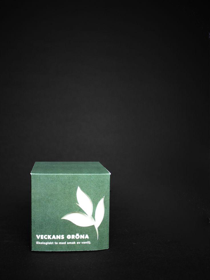 Tea Packaging.