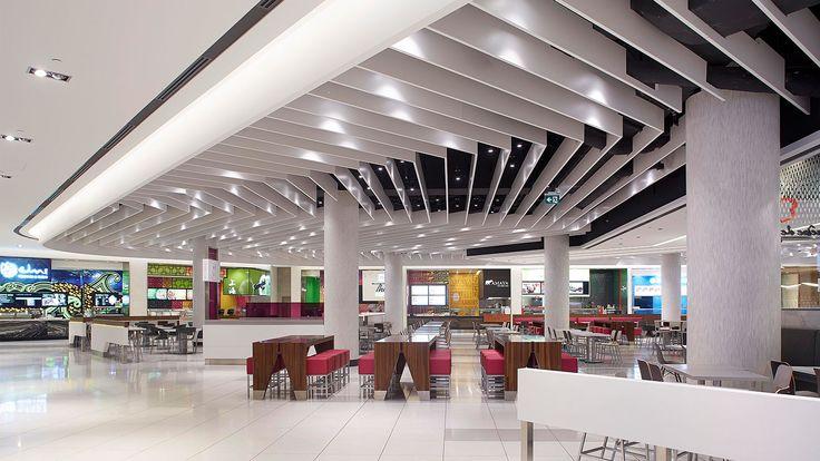 Rideau Centre Dining Hall - GHA Design   Retail Design