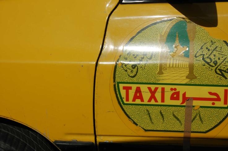 damascus taxi