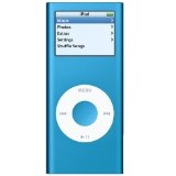 Apple iPod nano 4 GB Blue (2nd Generation) OLD MODEL (Electronics)By Apple