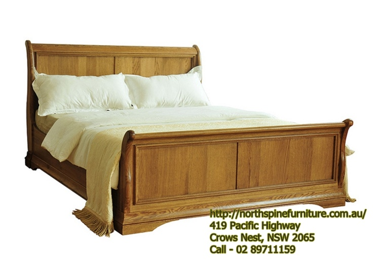 Willoughby Bed store by http://northspinefurniture.com.au/