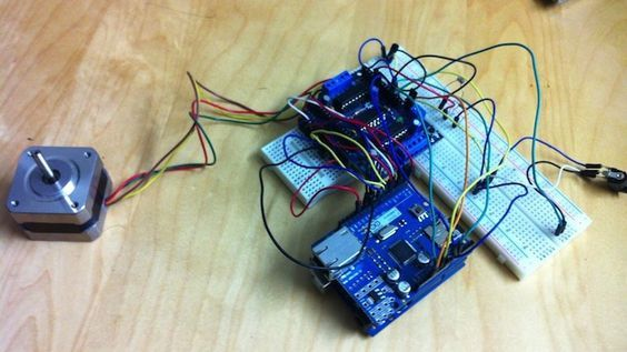 Build Your Own Arduino Powered Automatic Blinds