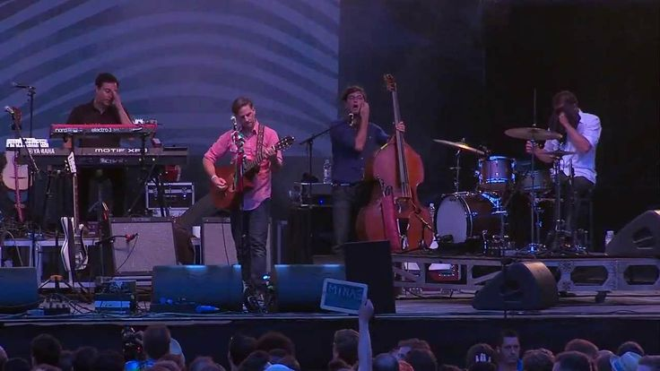 Calexico - Sziget 2013 [Full concert]