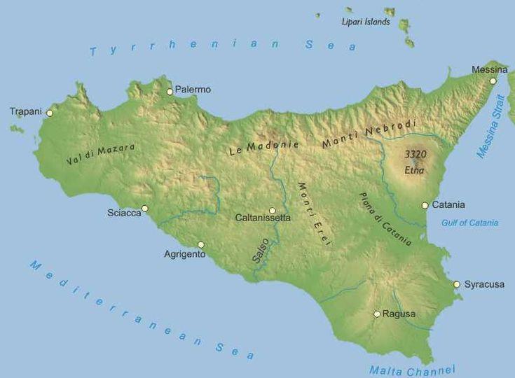 Il siciliano è il risultato della fusione dei dialetti italo-romanzi che caratterizzavano le popolazioni della Sicilia, già prima dell'