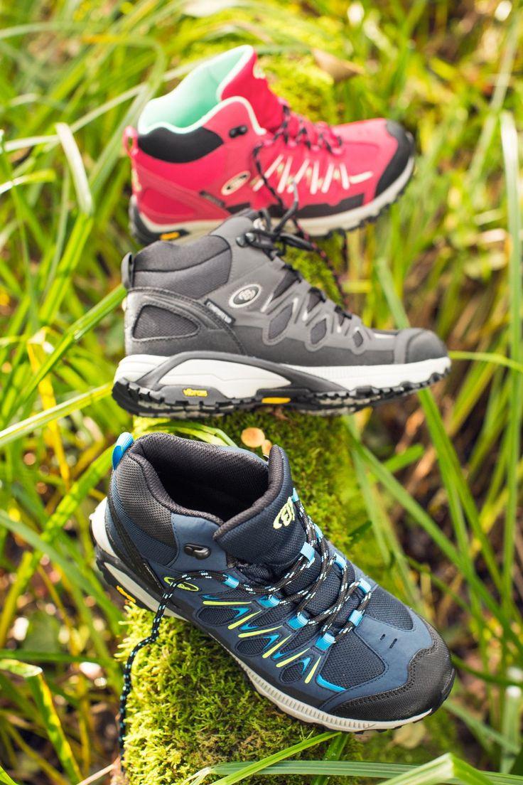 Bequeme Outdoor-Schuhe für den Waldspaziergang und kleine Wandertouren. Los geht´s! #outdoor #wandern
