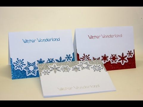 Quick and easy CAS Christmas card with StudioLight