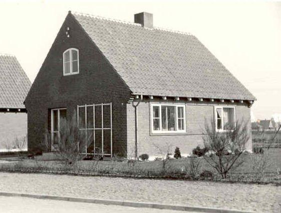 Nakskov, Nymarksvej, 1950