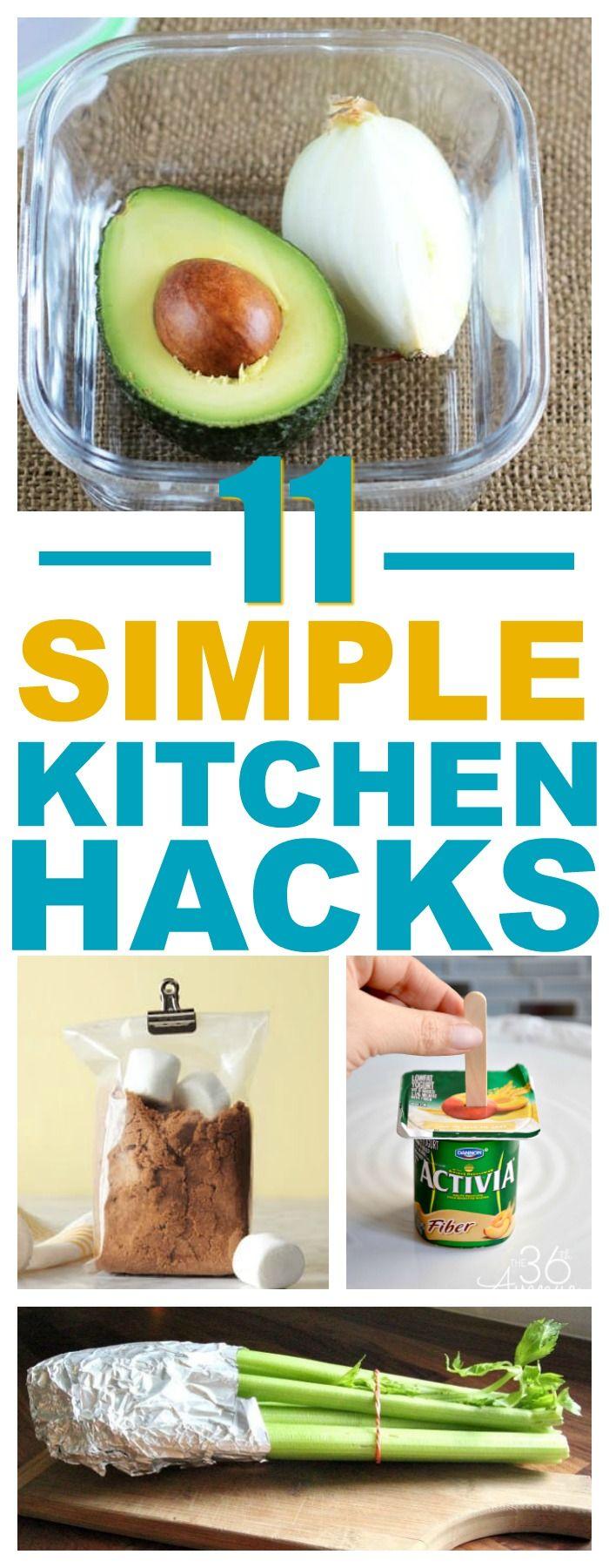 307 best Food Hacks & Cheat Sheets images on Pinterest | Food hacks ...