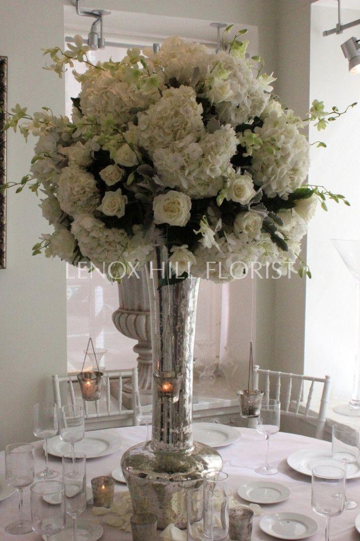 Wedding centerpieces vases floral arrangements pinterest junglespirit Image collections