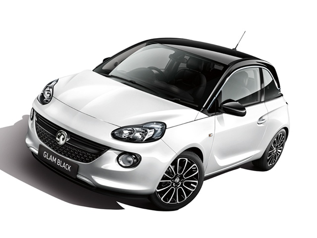 The all-new Vauxhall ADAM Glam in 'Saturday White Fever' Find out more: http://ow.ly/fthwH