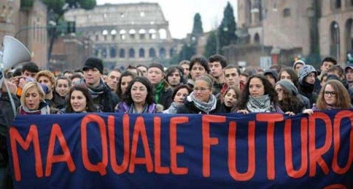 L'#Italia ed i #giovani di oggi