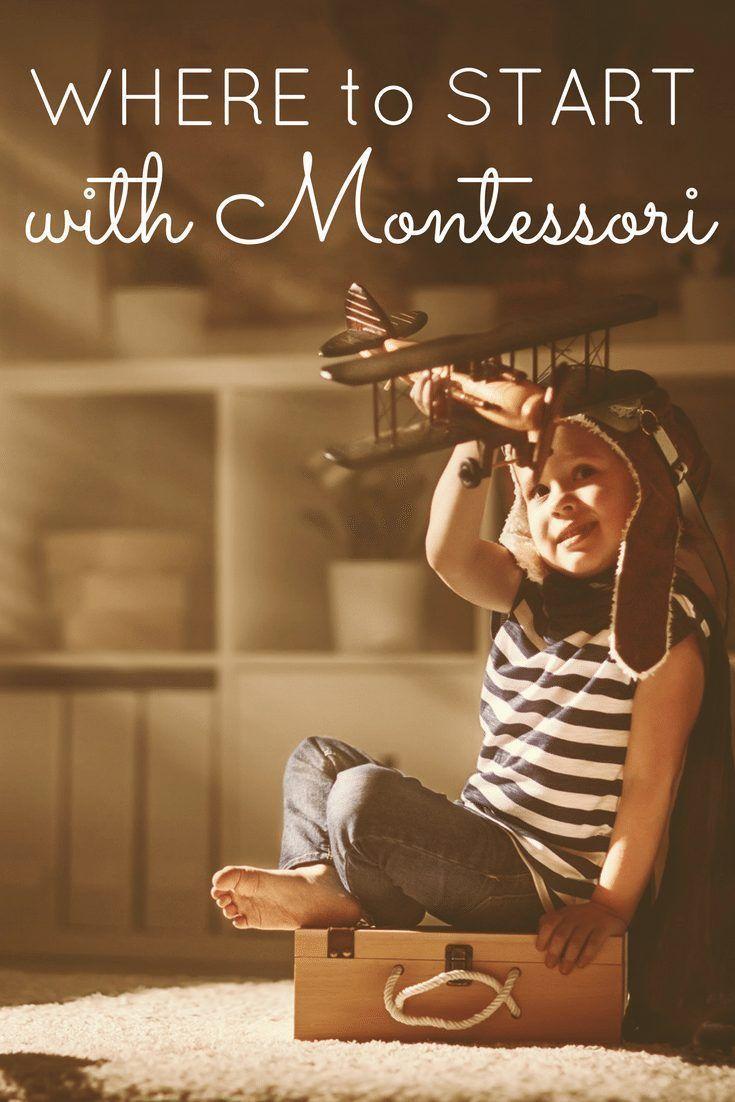 What is the Montessori Method of Education & Montessori at Home
