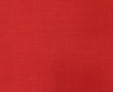 Sheeting Red 52% polyester, 48% cotton, 240cm wide