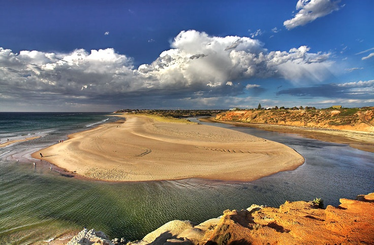 Amazing view of the Onkaparinga river, Australia. Click the image to find the McLaren Vale Visitor Guide and discover more.