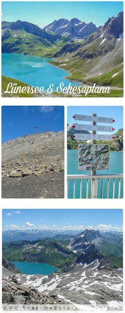 Bergtour Schesaplana | Wanderung Lünersee | Wandern Brandnertal