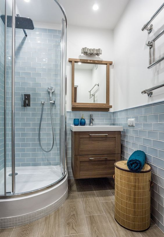 45 Bathroom Interior That Always Look Awesome In 2020 Bathroom Interior Bathroom Interior Design Small Bathroom