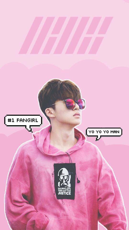 He's so cute although sometime so cool :3 #Ikon #Bi #HanBin