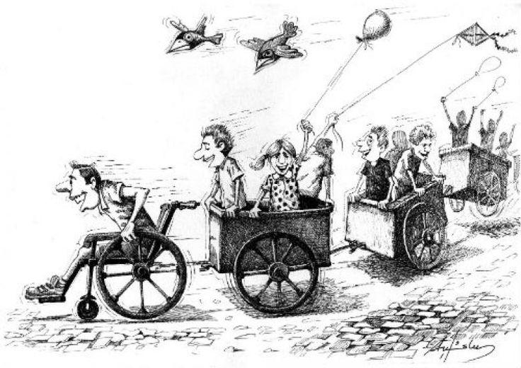 engelliler günü karikatürleri ile ilgili görsel sonucu