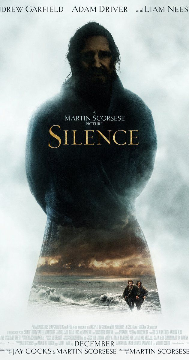 Awesome Movies to watch: Silence is an upcoming American historical drama film directed by Martin Scorses... Upcoming Books to Film Check more at http://kinoman.top/pin/13292/