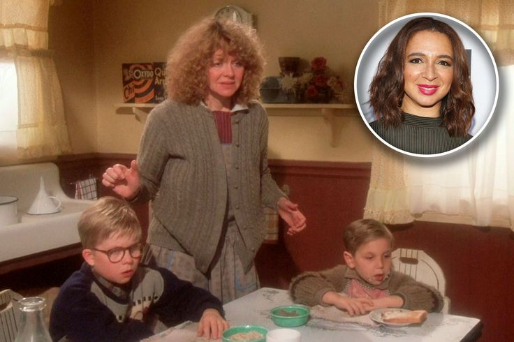Fox's 'A Christmas Story' Casts Maya Rudolph, Gets Premiere Date  Casting for Fox's next live musical A Christmas Story is underway! As announced at the Television Critics Association's press tour on Tuesday, Saturday Night Live alum Maya Rudolph is the first to join the three-hour live television event, tapped to play the mother of 9-year-old Ralphie Parker, who has not yet been cast. Melinda Dillon originated the role of the mother in the 1983 holiday classic. An adaptation of the...