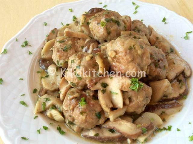 ricette funghi