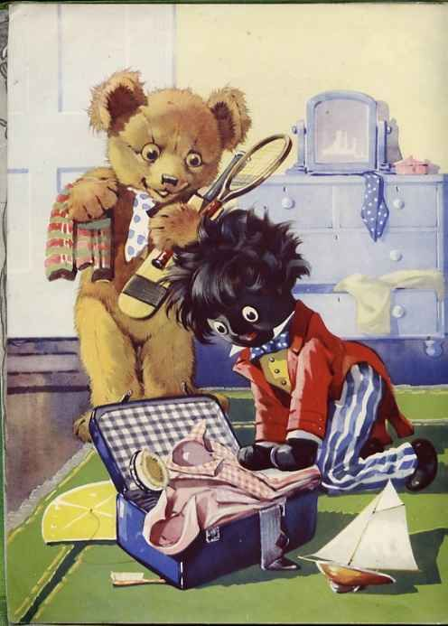 A.E. Kennedy The Gollywog Book