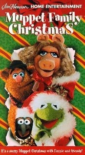My fav Muppet Christmas special.  Whey they pop in to Fozzie's Mom's cottage, and Miss Piggy gets stuck in the snowstorm.  Childhood TV Memories.