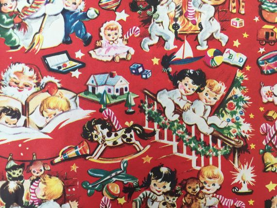 3909 best Vintage Wrapping Paper images on Pinterest | Vintage ...