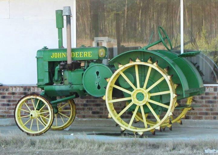 19 Best Jd D Images On Pinterest John Deere Equipment Antique