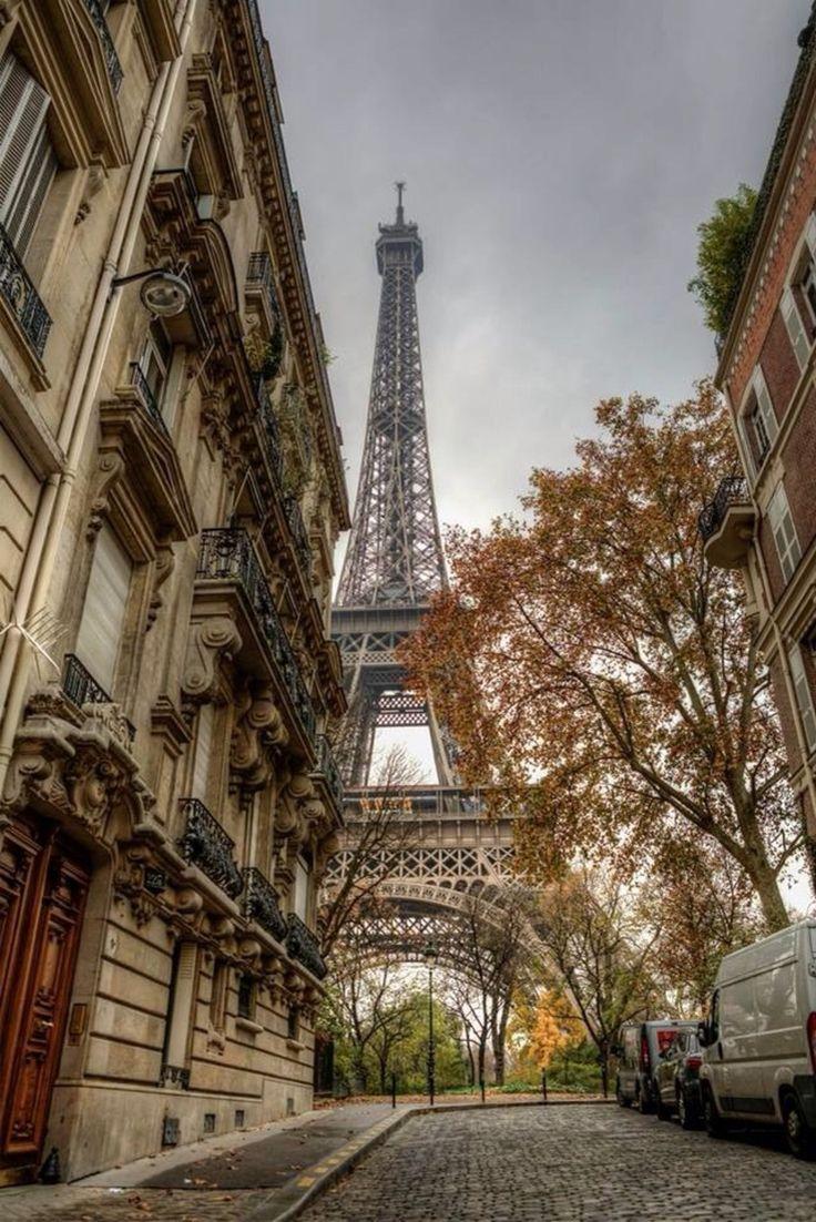 Paris, city of romance...