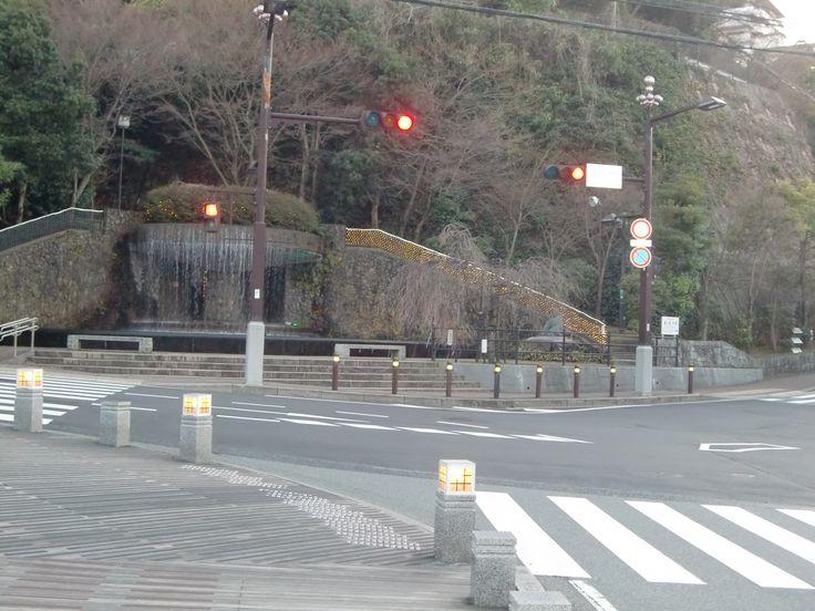 有馬温泉 太閤橋 2016.3