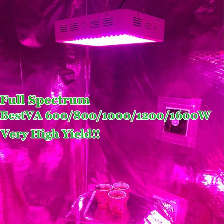 Bestva 300 w 600 w 800 w 1000 w 1200 w 1500 w 1800 w 2000 w spektrum penuh led tumbuh cahaya untuk tanaman indoor merah/biru/putih/uv/ir