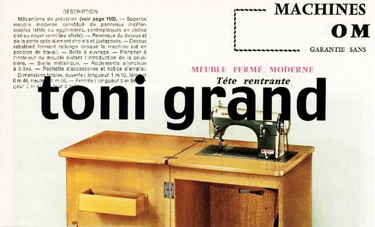 TONI GRAND INVITATION EXPOSITION octobre-novembre 2002